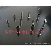 【厂家直销】管形裸端子TG型 接线端子 冷压端子EN16-12