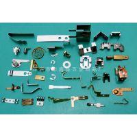 正负极电源弹片,磷铜电源弹片,65mn锰钢弹片