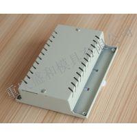 工控机壳/导轨壳体/PLC外壳/铁皮机箱144*118*38