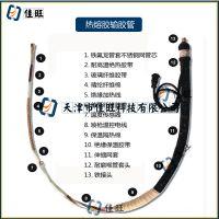 热熔胶机喉管 热熔胶机保温管