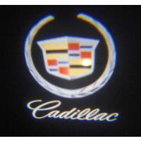 凯迪拉克系列超炫酷迎宾灯、不拆门、不打孔、无损安装