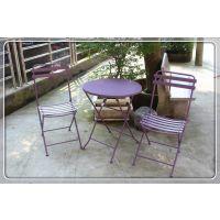 特价供应铁艺工艺品 椅子 桌子 田园风格 桌椅套装9252