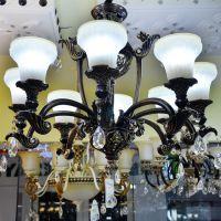 欧式吊灯 豪华 客厅吊灯 餐厅卧室酒店灯具