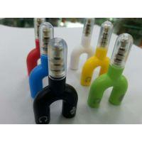 3.5接口公对母音频线|耳机麦克风二合一耳机接口定制A044