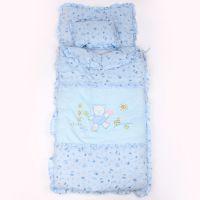 婴儿睡袋 纯棉宝宝睡袋 秋冬款加厚新生儿防踢被 速卖通一件代发