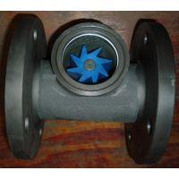 供应碳钢水流指示器 水流指示器 叶轮式水流观察器