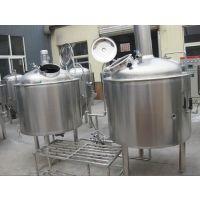 济南明博啤酒设备 烧烤啤酒设备 鲜啤设备 啤酒罐