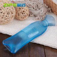 逸活热水袋加厚PVC暖手袋 防爆冲注水 充注水暖水袋暖手宝 保暖