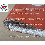 供应防火玻纤双面硅胶布