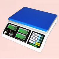松江30公斤计价电子秤,菜市场15公斤计价电子桌秤,计数电子桌秤性价比