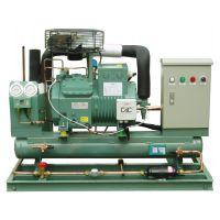 杭州比泽尔2DC-3.2制冷机组/3P保鲜机组/比泽尔压缩机冷库机组