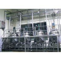 供应福建水热反应釜,蒸汽加热不锈钢反应釜厂家
