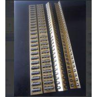 厂家供应秦匠M7132平面直角磨床配件铜保持架滚针排滚针板