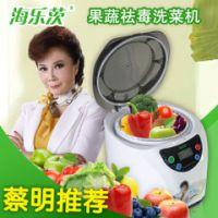 供应海乐茨解毒洗菜机 降解农药残留 清洗水果蔬菜