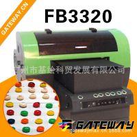 小型喷墨机  FB3320 食品图案制作机械 基德绘直售 食品直印设备