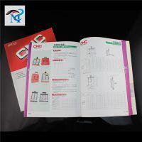 企业样本印刷加工 非标定制选材按客户要求选材与定制加工