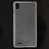 步步高Y19T手机壳 vivo y19t保护套 pc塑料透明皮纹单底素材外壳