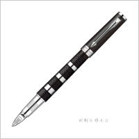 PARKER/派克5TH第五元素精英丽雅黑白夹超滑笔 荷花池派克钢笔