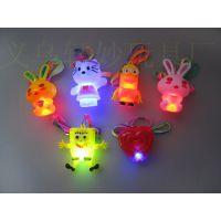 发光挂件 儿童卡通led闪光挂件玩具 创意小礼品演唱会 12009