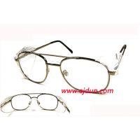 近视安全防护眼镜AJD-PF001娇视安全眼睛 带侧翼防护眼镜