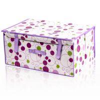 【特价】防水折叠收纳箱 颜色尺寸可任选整理箱 收纳大号深泽布艺