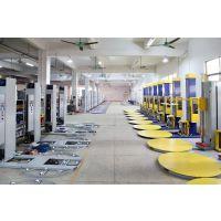 供应广东高效率缠绕机,薄膜缠绕机,卡板缠绕包装机