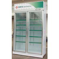 广东厂家销售医药阴凉柜 药品冷藏柜 两门阴凉柜 大容量阴凉医药柜