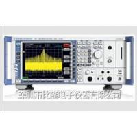 3G频谱分析仪 德国FSU3 二手频谱仪