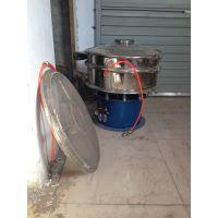 YQ-600不锈钢气动振动筛价格 不锈钢气动旋振筛报价