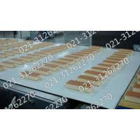 供应饼干生产线0.8mmPU过刀口输送带,0.8毫米pu输送带