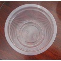 武汉厂家供应一次性塑料靓碗 螺纹塑料碗