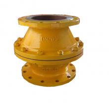 供应DN25 PN2.0MPA高压碳钢阻火器 304法兰式阻火器 防爆阻燃阻火器