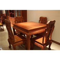 供应缅甸花梨圆桌5件套-中山直销-广州批发-广西销售-供方红木家具-价格图片