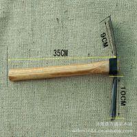 三齿耙形小锄头批发 松土工具 园艺工具 种花种菜两用 多功能