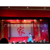 广州异形舞台设计搭建 活动舞台灯光音响设备出租
