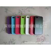 供应华为C8813手机壳 贴皮素材 凹糟素材 彩色素材保护套 型号全