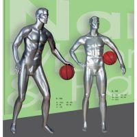 供应篮球模特道具