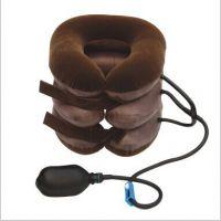 批发颈椎牵引器 家用充气颈部牵引器 颈椎按摩器  带彩盒