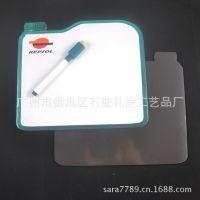 广州厂家专业定制汽油桶造型灰板纸写字板 软磁写字板 磁性留言板