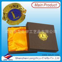 锌合金3D浮雕汽车牌厂价出售 高质量车头标牌制作