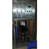 500L每小时单级反渗透设备(上岛咖啡)