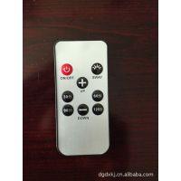 供应无叶风扇遥控器 带定时功能8键超薄遥控器 红外线遥控器