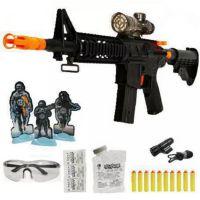 正品扬楷玩具软弹枪水弹枪 新款M16-1雷神玩具枪 穿越火线仿真枪
