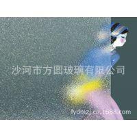 优质白色茶色压花玻璃低价销售 3.5mm 4mm 5mm各种花型