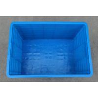 供应闵行区塑料周转箱 物流箱周转筐规格 批发厂家