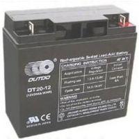 OUTDO蓄电池|奥特多OT20-12蓄电池|奥特多12V20AH电池|奥特多蓄电池销售