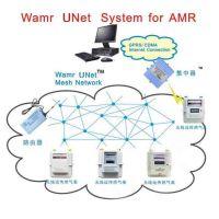Warm UNet System燃气无线抄表预付费解决方案