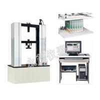 供应20KN纸盒压力试验机价格低 啤酒箱堆码试验机检测设备