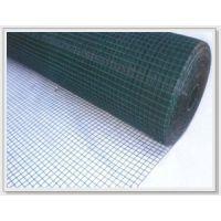 供应网片、电焊网片、浸塑墨绿色电焊网片