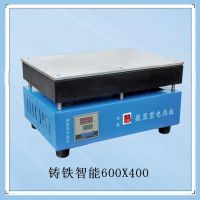 供应中兴伟业铸铁面电热板600X400(智能)
